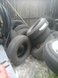 Used tires Riverview, 33579