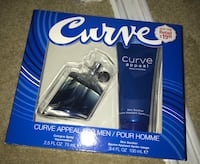 NEW men's cologne Curve Long Beach, 90815