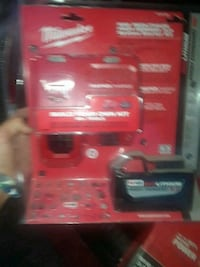 red and black Milwaukee power tool Dallas, 75244