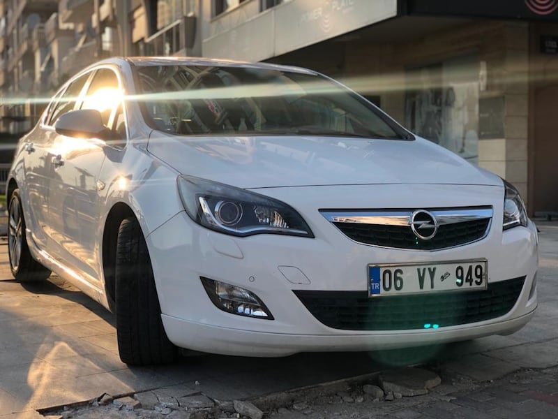 2012 Opel Astra HB 1.4 140 PS COSMO Acil 5b317882-a2bf-4192-ab12-9d509b343530