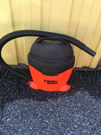 Black and decker wet/dry vac Sykesville, 21784