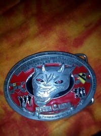 Military Issued Collectors Belt Buckle Sarasota, 34235