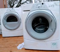 HE Whirlpool Washer and Dryer Waxahachie