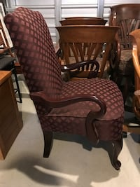 Antique chair Englewood, 80112