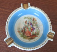 Erphila German Ashtray  Derby