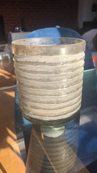 glass vase from crate and barrel Washington, 20037