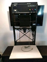 !! Wow! 4x5 Color Enlarger with Motorized Chassis  Washington, 20011