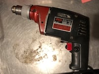 "Skill 3/8"" power drill model 599  C Richmond Hill"