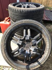 "4, 18"" tires Baltimore, 21222"