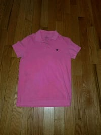 Mens American Eagle polo shirt size Md Reed, 42451