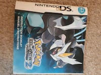 Pokemon black 2 institution book ds Markham, L3T 7T8