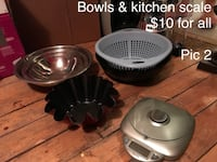 two stainless steel cooking pots Edmonton, T6E 1L2