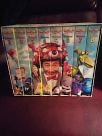 PEE-WEE'S PLAYHOUSE (VOLUME 1-8)VIDEO COLLECTION West Fargo