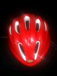 Like New Red 'BikeGear'Helmet  London, N5V 2C5