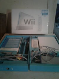 Wii Nintendo model no.RVL- 001 (usa)