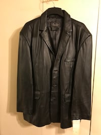 New Black leather with tags still on it last day Arlington, 76010