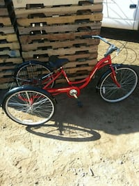 "26"" Kent Monterey Adult Folding Trike, Red   Mesa, 85204"
