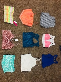 Crop tops (M) Austell, 30168