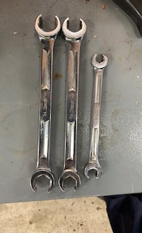 Flair nut wrenches snap on  Nanticoke, 18634