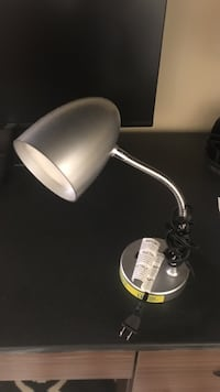 LED silver desk lamp Wichita Falls, 76308