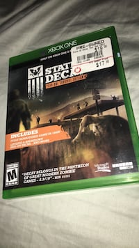State of decay XBOX ONE Georgetown, 40324