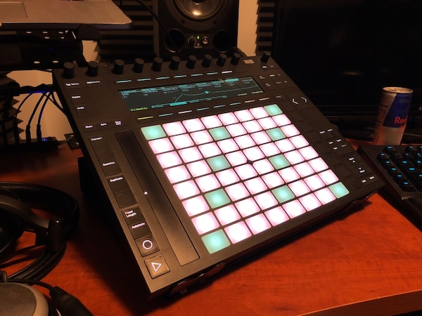 Ableton Push 2 + accessories