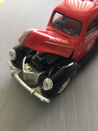 Vintage Tow Truck Bank
