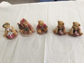Holiday Cherished Teddies Collection