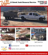 Junk removal North Las Vegas