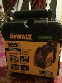 dewalt  red laser 60 km