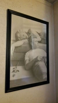 Marilyn Monroe and James Dean Framed Picture Albuquerque, 87110