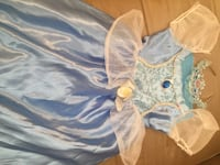 Disney Princess Dresses with Tiaras West Vancouver