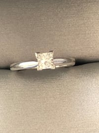 Half carat 14k diamond ring like new Ashburn, 20148