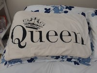 Queen pillowcase, never used London, N6G 1E4