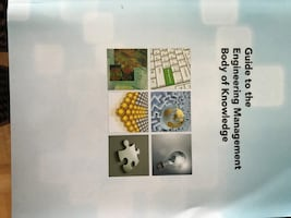 Guide to the Engineering Management Body of Knowledge book