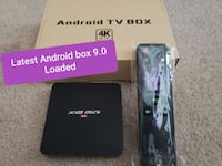 Loaded latest Android TV BOX 9.0 (2GB/16GB) New Mississauga, L5W 0E7