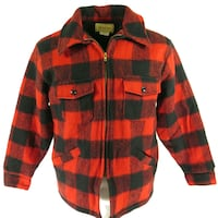 red and black plaid button-up jacket Whitby, L1N 7H5