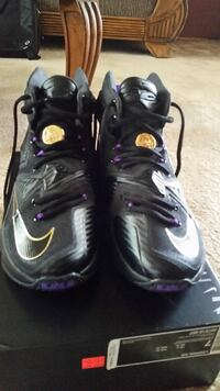 LeBron 13 pot of gold Montreal