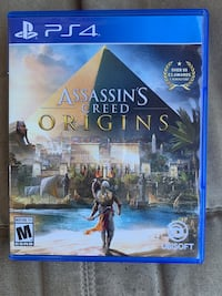 Sony ps4 assassin's creed origins case Austin, 78758