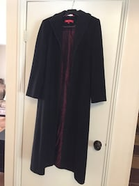Women's black and red long sleeve dress San Diego, 92119
