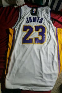 LEBRON LAKERS JERSEY San Diego, 92122