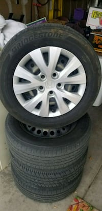 Honda Civic Rims and tires  Rio Rancho, 87124