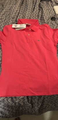 Women's  authentic Lacoste polo brand new with tags Brampton, L6V