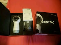 Gear 360 camera new Arlington