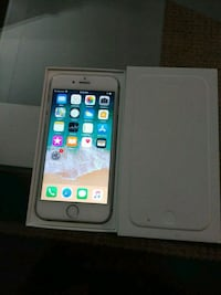 silver and white iPhone 6 with box Montréal, H8Y