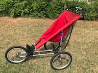 Red Jogging Stroller Roswell, 30075