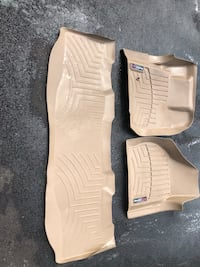 2008-2010 f250 F350 weather tech floor liners Rockville, 20852