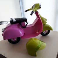 Our Generation Scooter (Pink) for Dolls Pitt Meadows