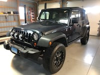 2008 Jeep Wrangler Unlimited Middletown