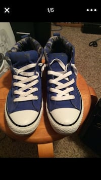 Men's size 9 converse  Kennewick, 99336